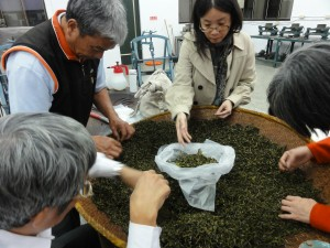 When in doubt, we just spent more time cleaning the tea leaves.